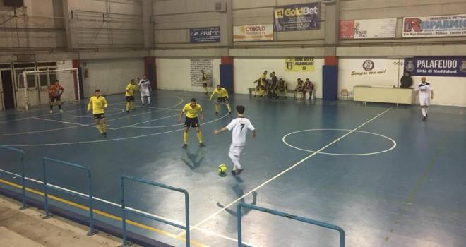 Calcio a 5/C2. Al Limatola manca poco. Club Eden quasi ai play off