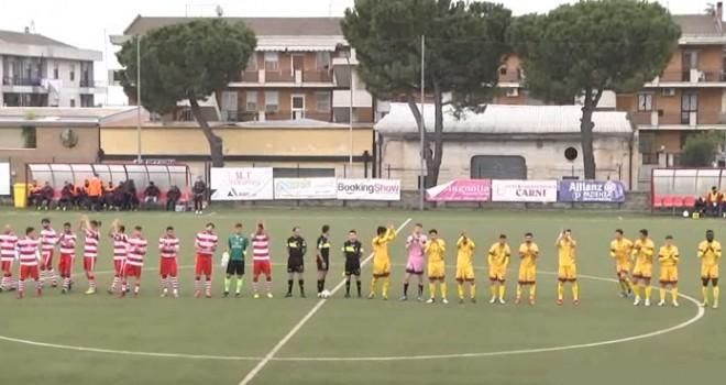 VIDEO - Il San Severo cede il casa al Team Altamura: è 1-2