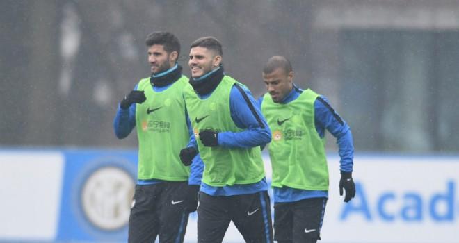 Sampdoria-Inter, i convocati di Spalletti