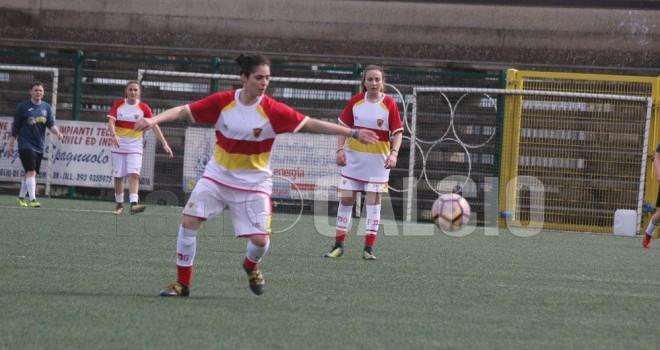 Campania-Sardegna 4-0: le ragazze di Ciccarelli cominciano col botto