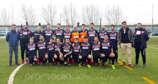 Il Melendugno vince il campionato di Terza Categoria Lecce