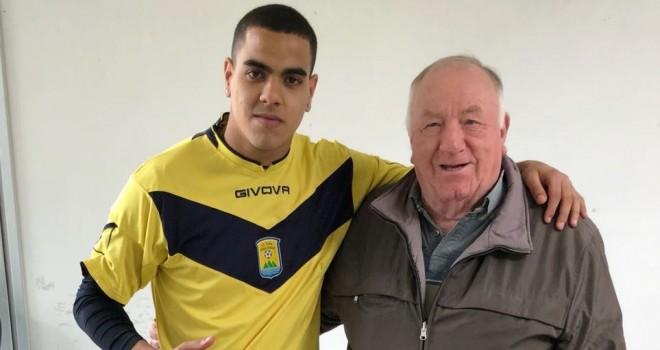 UFFICIALE - Rinascita Ischia, arriva l'attaccante venezuelano Valli