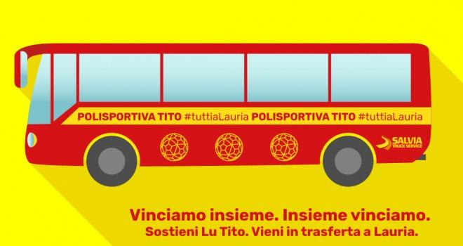 Tito, la missione Promozione va avanti: domenica il big match a Lauria