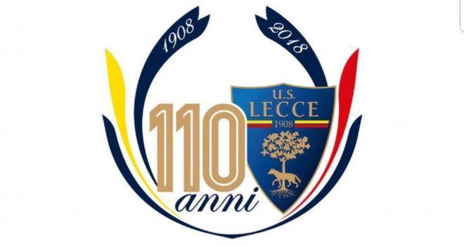 110 anni Lecce