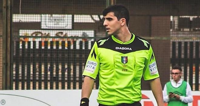 Giana Erminio-Olbia, arbitra Gualtieri