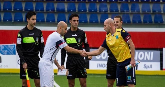 Serie D - Girone F, turno infrasettimanale: le designazioni arbitrali