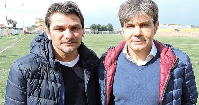 """Pomigliano, Di Costanzo: """"Bella prestazione che mi fa ben sperare"""""""