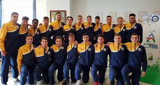 Campania-Sardegna 1-2, una buona juniores sconfitta all'esordio al TdR