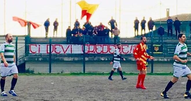 San Valentino, pari con rammarico: 0-0 con lo Sporting Domicella