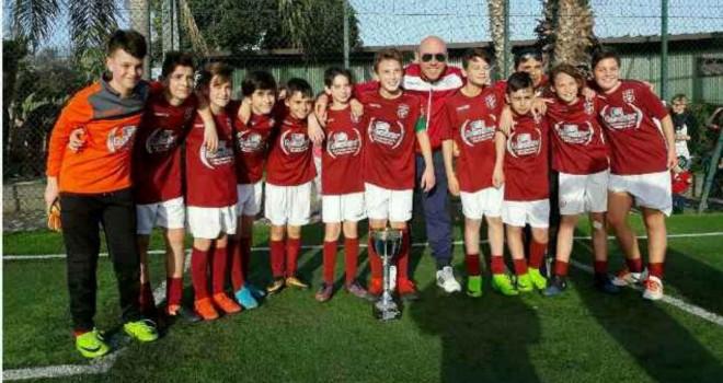"""Il """"Torneo Giovani Promesse 2006"""" al Città di Trapani"""