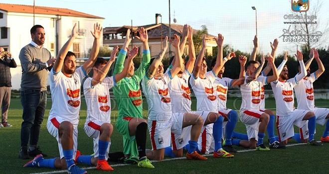 Albanova: il 3-0 al Cimitile avvicina la matematica per l'Eccellenza