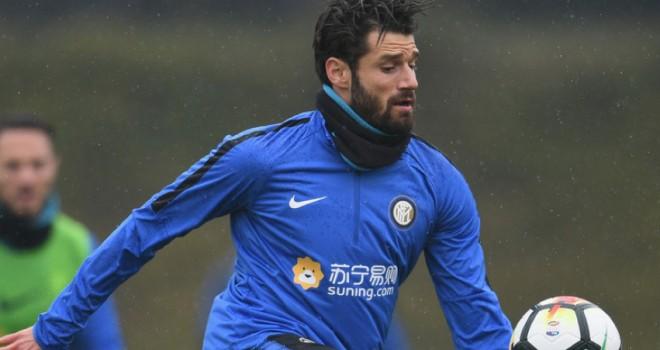 Inter, ultimo giorno di allenamento prima di Genova