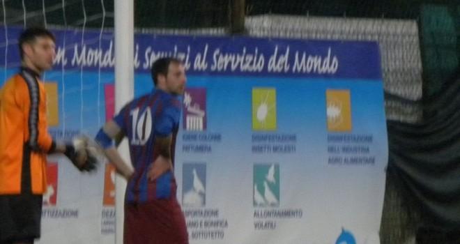 Sancolombano-Saronno 0-2, i blaugrana ancora sconfitti