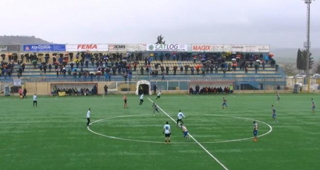 VIDEO - Il Gravina supera 2-1 il Manfredonia con non poche difficoltà