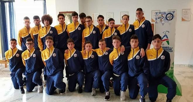 Umbria-Campania 1-2, gli Allievi salutano il TdR '18 con una vittoria