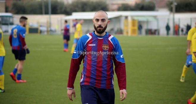 """Sporting Apricena, Scarano: """"Resto solo con un progetto ambizioso"""""""