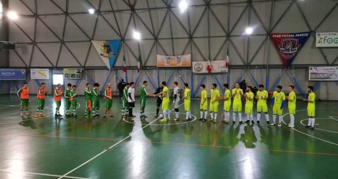 Calcio a 5/Juniores. Delineate le prime, in tre per la quarta piazza