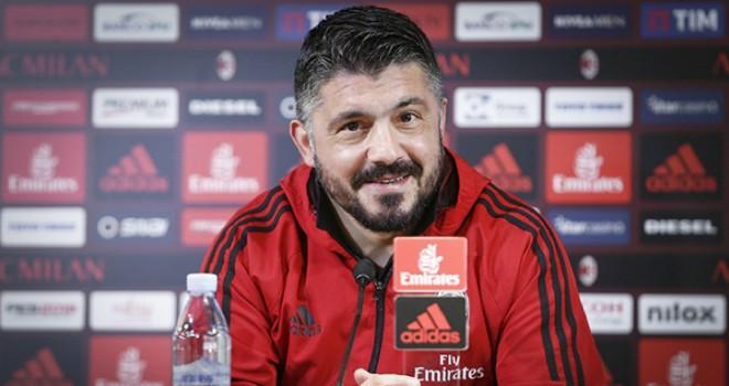 """Milan, Gattuso: """"Testa al Chievo, è una partita trappola"""""""