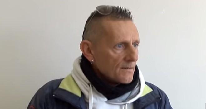 """VIDEO - Foggia, il finto disabile chiede scusa: """"Ero l'accompagnatore"""""""