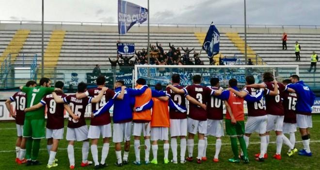 Virtus Francavilla - Siracusa: la partita finisce a reti inviolate