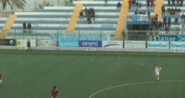 """Pari nel derby del """"Miramare"""": è 2-2 tra Manfredonia e San Severo"""