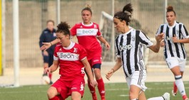 Juventus – Pink Bari 4-1, a Vinovo due autoreti e una super Bonansea