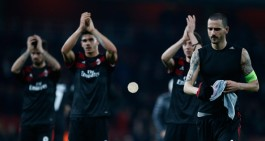 Arsenal-Milan 3-1, il tabellino