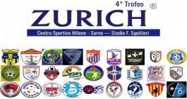 Trofeo Zurich: a Sarno la quarta edizione del torneo giovanile