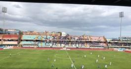 Catania-Reggina 2-1, doppio Curiale stende i calabresi