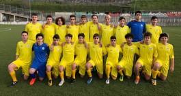 TDR: prova d'orgoglio dei Giovanissimi. Fermata 2-2 l'Emilia Romagna