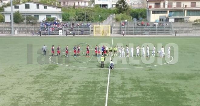 La Sanmaurese vince la Coppa Campania, Paolisi battuto di misura