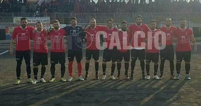Torrese-San Marzano 2-1, peccato per la vetta ora testa ai playoff