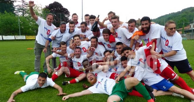 Eccellenza girone A - Lo Stresa festeggia una storica Serie D