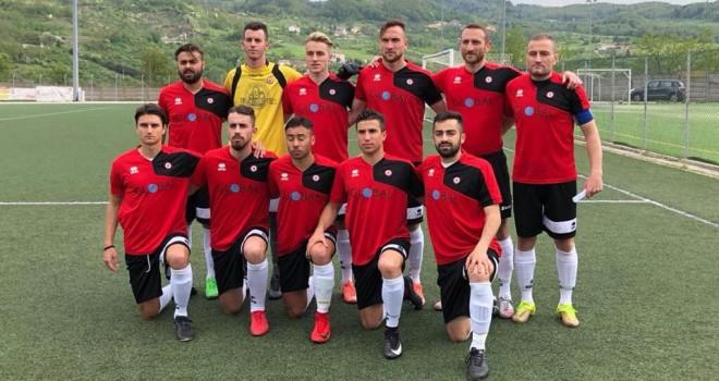 La Soccer Lagonegro ieri ad Avigliano