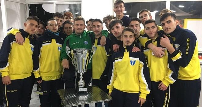 Real G. Scirea alla fase finale del Campionato Regionale U17