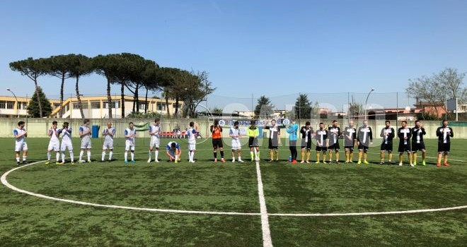 2ª Cat. F. San Gennaro in fuga, in zona playoff occhio ai distacchi