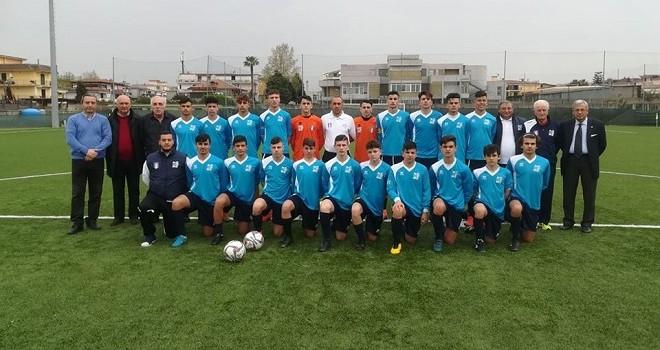FIGC Napoli, ottimo esordio dei giovanissimi al Torneo delle Province