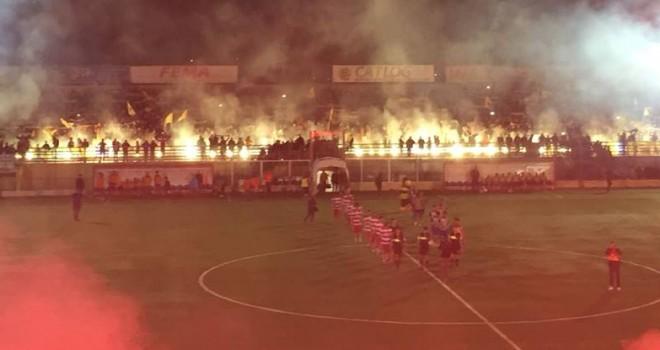 Serie D/H, dati spettatori 32° giornata: il top nel derby della Murgia