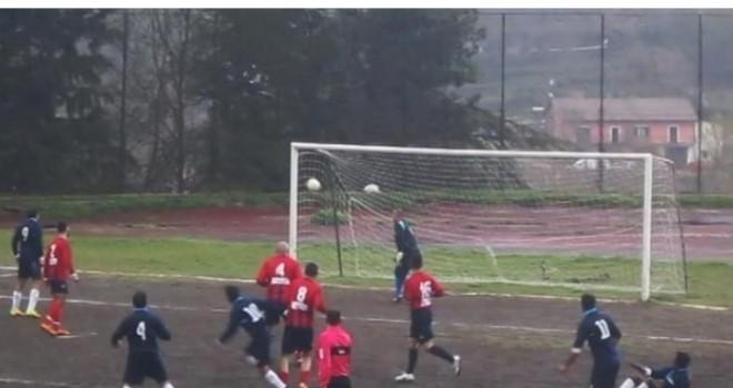 HIGHLIGHTS - Sporting Abriola-Elettra Marconia Seconda Categoria