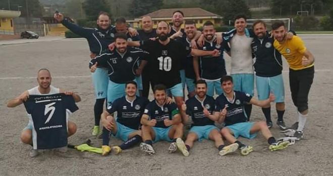 Lo Sporting Battipaglia vince il campionato e vola in Prima Categoria