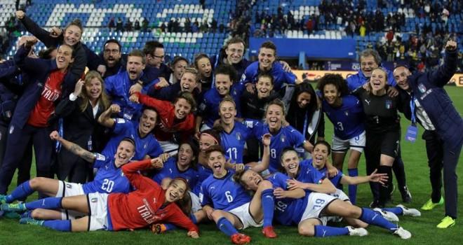 Italia-Belgio 2-1: Azzurre vicine alla qualificazione ai Mondiali 2019