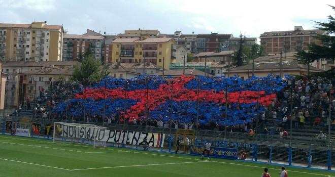Potenza, sarà esodo rossoblu a Gravina Si decide la stagione al 90%