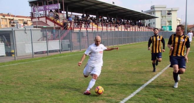 Coppa Promozione - Al Carma non basta Perrone, colpo Montatese al Levi