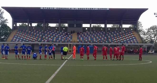 Intercampania a valanga: sette gol al Sirignano