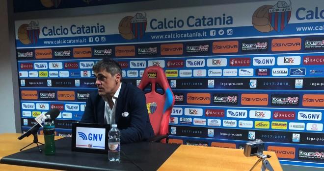 "Trapani,Calori:""Noi,Catania e Lecce saremmo stati primi nei 3 gironi"""