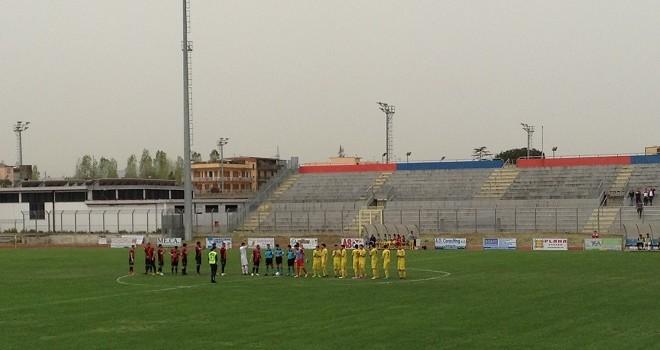 Afragolese-Sessana 3-1: si complica la lotta play-out per i casertani