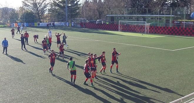 Buccino-Calpazio 2-1: gol e immagini della partita (VIDEO)