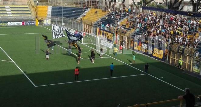 Juve Stabia-Siracusa 1-0, vespe vittoriose con un rigore al 93'