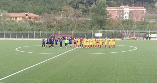 Derby da brividi: Giffoni Sei Casali-Giffonese 3-3