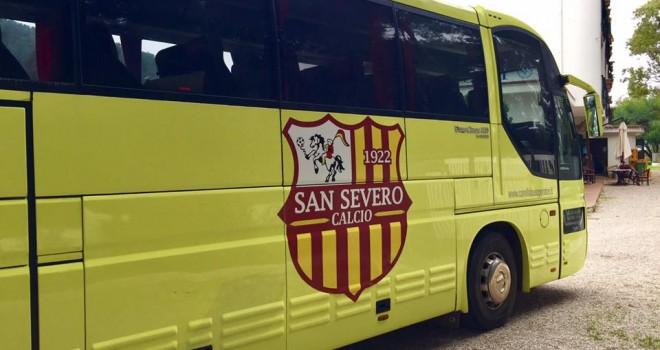 Frattese-San Severo: pullman gratuito dai giallogranata per i tifosi